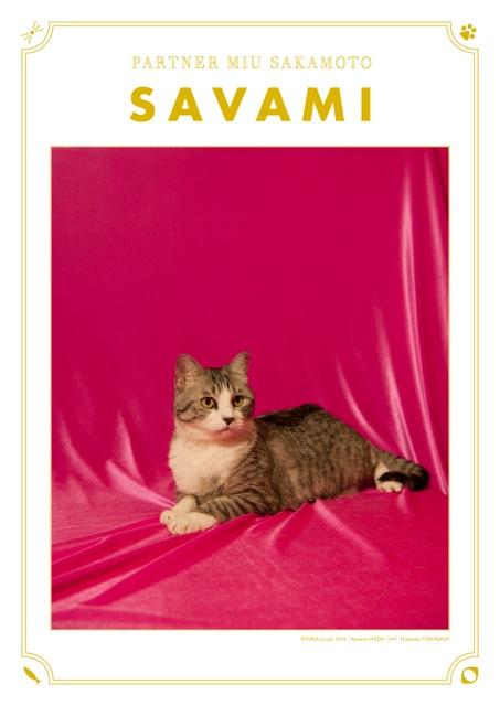 「SAVAMI」